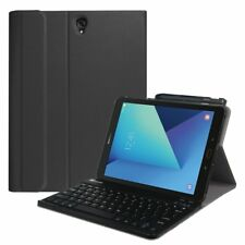 Samsung Galaxy Tab S3 9.7 Wireless Bluetooth Keyboard Case Stand W/ Pen Holder