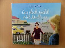 Hörbuch, Leg dich nicht mit Mutti an, von Eva Völler, 6 CD3, 450 Minuten