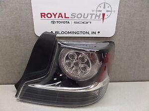 Scion 2014 2015 2016 tC Right Rear Tail Light Genuine OEM OE