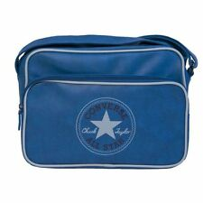 Converse Small Pocketed Reporter Retro Bag (Blue)
