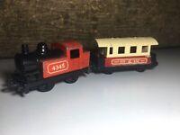 Matchbox Superfast Lesney Zug Train Lok / Eisenbahn Nr.43 & 44 Anhänger Railway