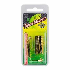 Leland Trout Magnet - Choose your color - 9 piece set (7 bodies and 2 jig heads)