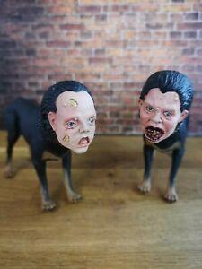NECA REEL TOYS, Freddy Krueger  Figure, A nightmare on elm street dog's x2