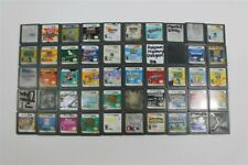 Nintendo DS Lot of 50 Games - Animal Crossing, Nintendogs, Pokemon Diamond