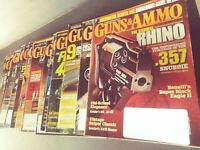 Guns and Ammo - 14 Back Issues, 2010-11-12