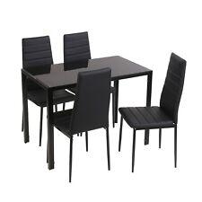 Conjunto de mesa y cuatro sillas Albatros