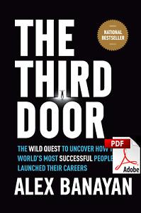 The Third Door by Alex Banayan DOWNLOAD