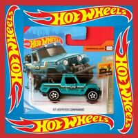 Hot Wheels 2020   ´67 JEEPSTER COMMANDO   71/250 NEU&OVP