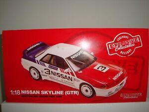 1:18 #3 NISSAN SKYLINE (GTR) MARK SKAIFE 1990 ANSETT AIRFREIGHT CHALLENGE
