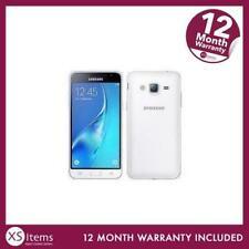 Samsung Galaxy J3 (2016) SM-J320FN 8GB 8MP Android Smartphone White Unlocked