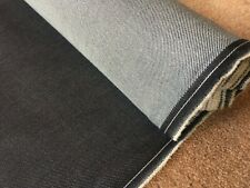 Blue Denim Supima Cotton Xfit 360 stretch - Premium Roll 15m