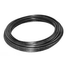 "Black 1/4"" OD x 100ft SAE J844 Nylon Air Brake Tubing"