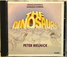 Peter Melnick The Dinosaurs CD LIKE NEW Age Soundtrack Movie Film Score OST