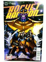 Marvel ROCKET RACCOON (2014) #1 LOOT CRATE VARIANT VF/NM Ships FREE!