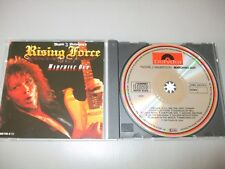 Yngwie J. Malmsteen - Rising Force - Marching Out (CD) 11 Tracks - Mint