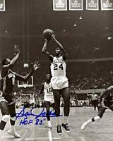 "Sam Jones ""HOF'83"" Autographed 8x10 Photo"