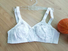 FRILLYS by PANACHE White full cover wire free Bra 34B  NEW Bargain RRP£28