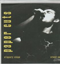 Paper Cuts-Born on a slippery slope/Stand up be counted Promo CD Single