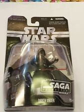 Star Wars The Saga Collection - #13 Battle of Hoth Darth Vader Action Figure
