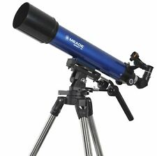 Meade Infinity 90mm Altazimuth Refractor Astronomy Telescope
