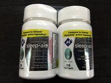 DIPHENHYDRAMINE HCI GENERIC UNISOM SLEEP AID 50MG 192CT MEMBER'S MARK