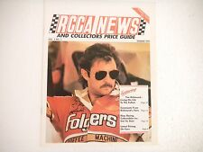NASCAR RCCA News and Collectors Price Guide Featuring Tim Richman