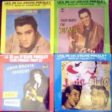 "ELVIS Presley 10""! ""BEST OF ELVIS♪LOVING YOU♪GOOD ROCKIN TONIGHT""♪JANIS & ELVIS"""