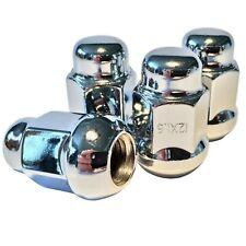 4 Honda 12x1.5 Radius Ball Seat OE Original Equipment Lug Wheel Nuts 19mm Hex
