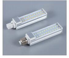 10W 12W 5730 24/48 SMD LED Tube Corn Horizontal Plug Light Down Spotlight Bulb