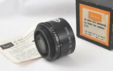 3X Auto Tele Converter for SEARS SLR Cameras 7343 w/Box & Instr.  Made in Japan.
