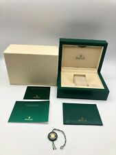Rolex Genuine Yacht-Master watch box case 39139.64 Medium Booklet Tag..0830044
