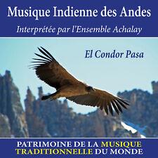 CD Musique indienne des Andes - Ensemble Achalay