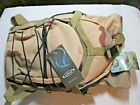 G4Free hydration pack Sports runner Hydration Backpack With Bladder Tan Camo