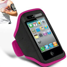 Apple iPhone 4G/4S - Sports Running Jogging Gym Armband Case Cover Holder