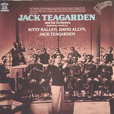 JACK TEAGARDEN Varsity Sides GER Press Savoy WL70827 1986 LP