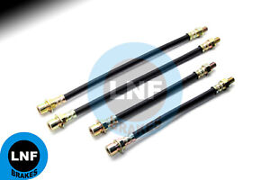 RENAULT 4CV R1062 HINO BRAKE HOSE FRONT REAR X4 1956-1963 56 57 58 59 60 61 62