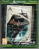 Batman Return To Arkham (inc. ALL DLC)  'New & Sealed' *XBOX ONE (1)*