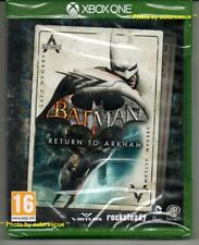 Batman Return To Arkham (Xbox One, 2016)