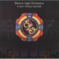 "ELECTRIC LIGHT ORCHESTRA ""A NEW WORLD RECORD"" CD NEU!"