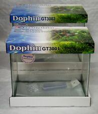 Nano Garnelen Aquarium Glasaquarium m. Abdeckscheibe 13 o. 19 Liter runde Ecken