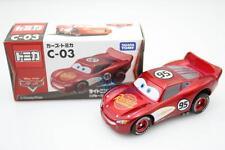 Tomica Takara Tomy Disney CARS 2 C-03 Lighting McQueen Radiator Diecast Toy car