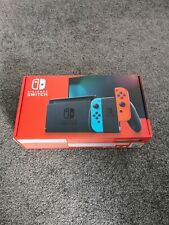 New Nintendo Switch Console - Neon (V2) Improved Battery Model