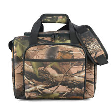 EAGLEMATE 22L CAMO Soft Cooler Insulated Picnic Bag for Camping ,Hiking and Fish
