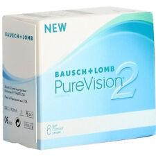 PureVision 2 HD 1x6 BAusch und Lomb Neu & OVP von -0,50 bis -8,00