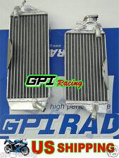 GPI Aluminum Radiator KAWASAKI KXF450 KXF 450 KX 450F KX450F  09 2009