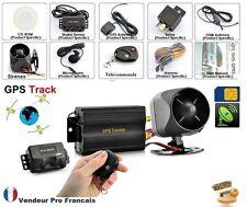 Traceur GPS temps réel système d'alarme Télécommande Sirène capteur de choc T103