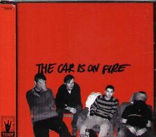The Car Is On Fire - CAR IS ON FIRE - Japan CD+4BONUS - 17Tracks