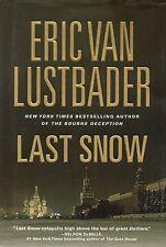 """ERIC VAN LUSTBADER """"LAST SNOW"""" HB 2010 forge"""