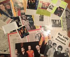 Our Lady Peace Magazine Articles