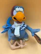 """CHICKEN RUN 9"""" Fowler the Veteran Soft toy New with tags"""